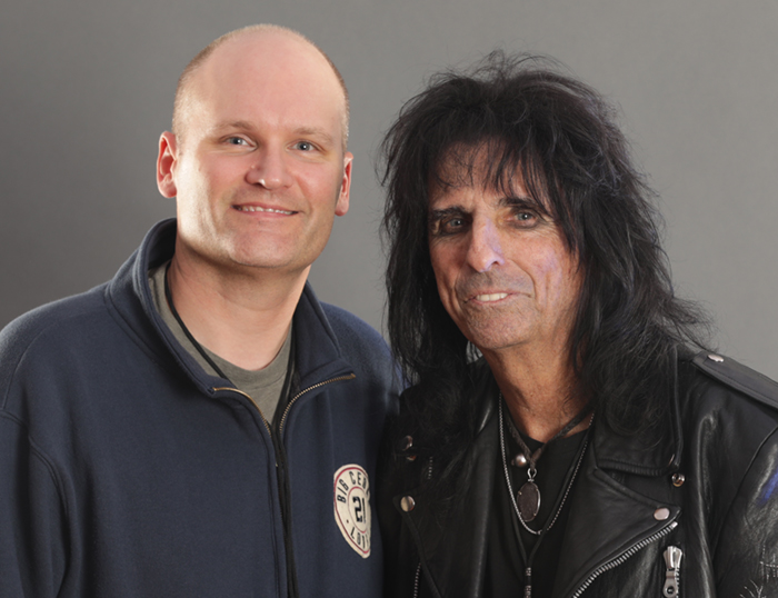 Business lessons from Alice Cooper